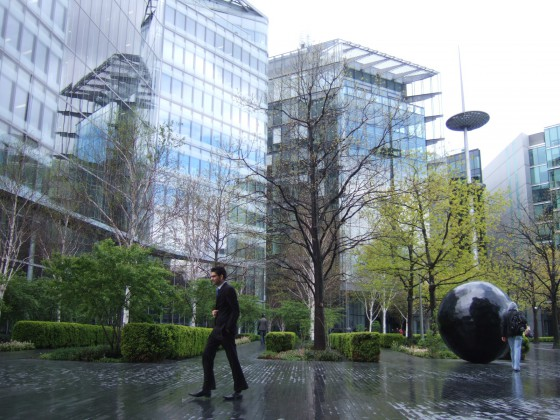 Projects: Green Infrastructure Audit for London BID districts