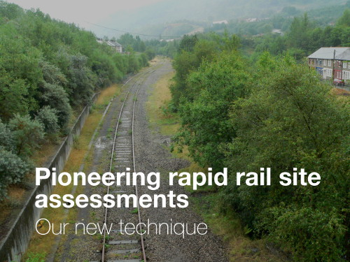 Rail site assesments