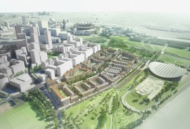 Chobham Manor, Olympic Park Green Infrastructure Biodiversity Boost