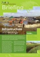 Ecology and Infrastructure Briefing 16 cover