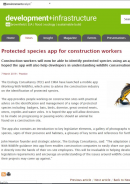 Environment Analyst: Working with Wildlife app launch