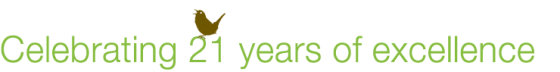 The Ecology Consultancy is celebrating 21 years of excellence