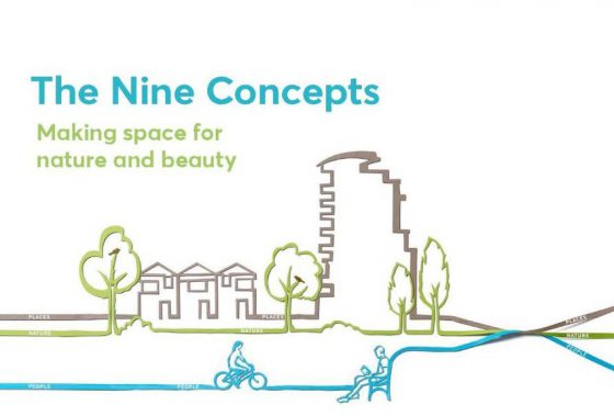 Berkeley Homes: Making Space for Nature and Beauty: Creating Net Biodiversity Gain
