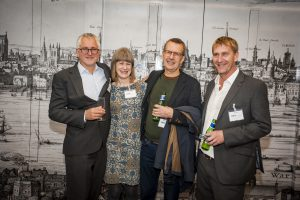 The Ecology Consultancy's longest-standing directors and and founder John Newton