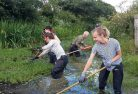 Volunteering day fro the Ouse and Adur Ruivers Trust